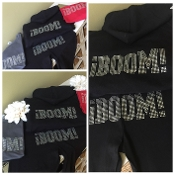 BOOM Bling Sweat Suits