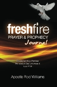 Fresh Fire Prayer & Prophecy Journal